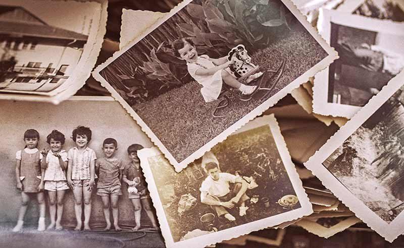 Classic Memories Scanning Photos